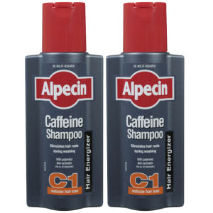 Alpecin C1 duo shampooing de caféine (2 x 250ml)