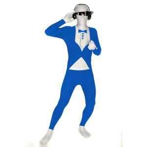 Morphsuits Tuxedo Blue