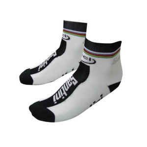 Santini UCI Fashion Coolmax Cycling Socks - 2013
