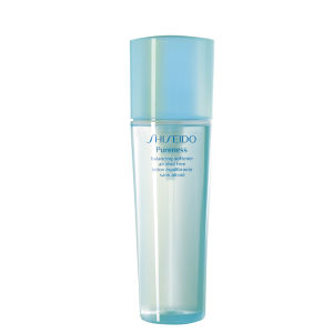 Tónico sin alcohol equilibrante Shiseido Pureness Balancing Softener (150ml)