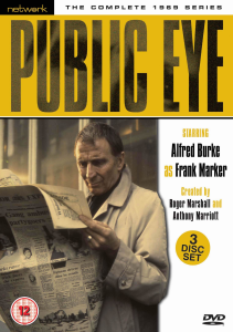 Public Eye - Complete 1969 Series
