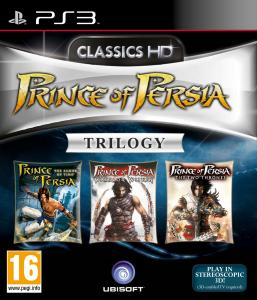 Prince Of Persia Trilogy: HD Collection