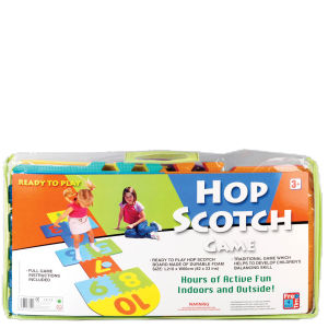 Foam Hopscotch Play Mats