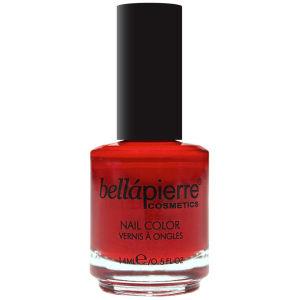 Bellápierre Cosmetics Nail Polish Single Fire Red