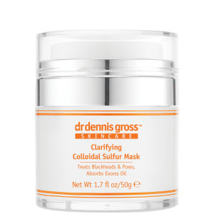 Dr Dennis Gross Clarifying Colloidal Sulfur Mask
