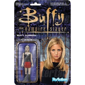 ReAction Buffy the Vampire Slayer Buffy 3 3/4 Inch Action Figure