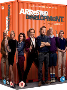 Arrested Development - Seizoen 1-4