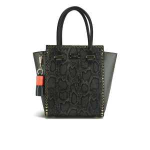 Paul's Boutique Mila Studded Tote Bag - Black
