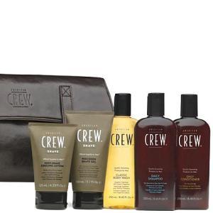 American Crew Deluxe Grooming Kit