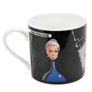 Cluedo Mug - Mrs Peacock