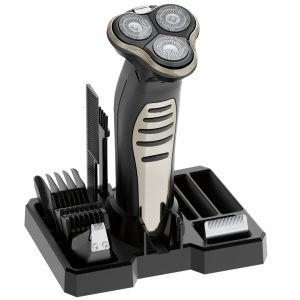 Aparador de Barba Triple Play Lithium da Wahl