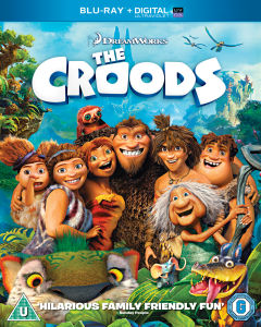 The Croods (Bevat UltraViolet Copy)