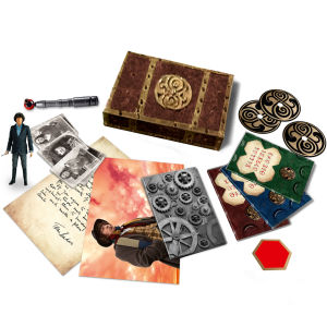 Doctor Who Édition Collector Capsule Témoin - 4ème Doctor
