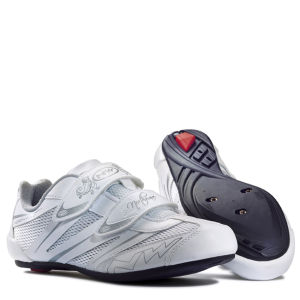 Northwave Eclipse Pro Cycling Shoes - White/Carbon/Silver