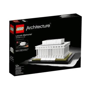 LEGO Architecture: Lincoln Memorial (21022)