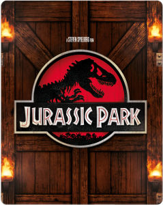 Jurassic Park - Zavvi Exclusive Limited Edition Steelbook (Limited to 3000 Copies) (UK EDITION)