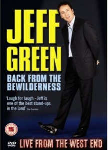 Jeff Green - Live: Back From The Bewilderness