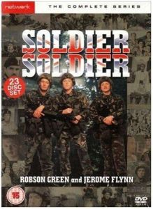 Soldier Soldier - Complete Serie [Repackaged] [23DVD]