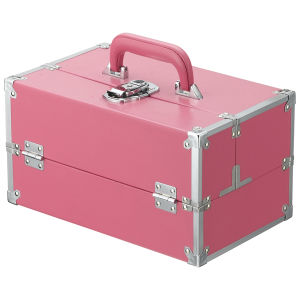Caja desplegable mediana, de Japonesque - rosa