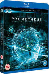 Prometheus 3D (enthält 2D Version)
