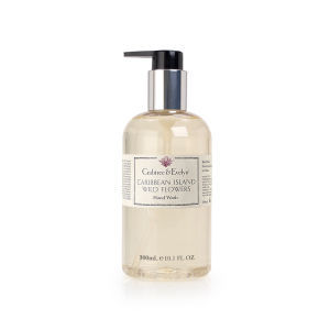 Crabtree & Evelyn Caribbean Island Wild Flowers Hand Wash (300ml)