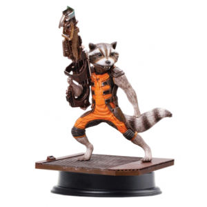 Dragon Action Heroes Marvel Guardians Of The Galaxy Rocket Raccoon 1:9 Scale Figure