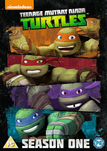 Teenage Mutant Ninja Turtles - Season 1