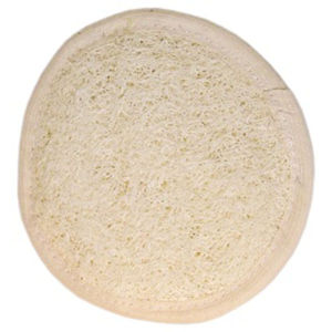 Hydrea London Organic Egyptian Loofah Face Pad (10 cm)
