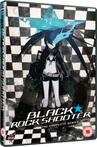 Black Rock Shooter - Complete Serie Verzameling