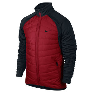Nike Men's Speed Hybrid Thermore Jacket - Gym Red