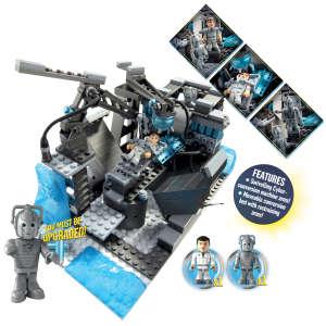 Doctor Who: Character Building Cyberman Conversion Set