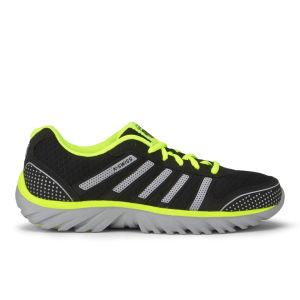 K-Swiss Men's Blade-Light Running Shoes - Black/Citron/White