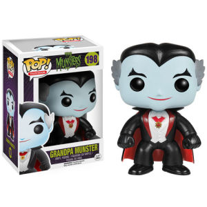 La Familia Monster Grandpa Munster Pop! Vinyl Figure