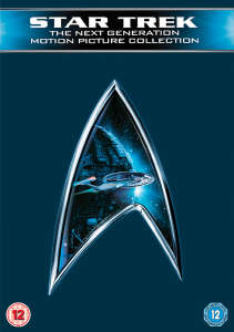 Star Trek - The Next Generation Movie Collection