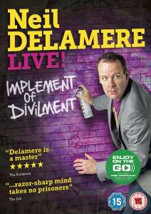 Neil Delamere: Implement of Divilment (Includes MP3 Copy)