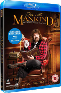 WWE: For All Mankind - Life and Career of Mick Foley