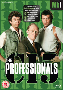 The Professionals: Mk I - Episodes 1 - 13