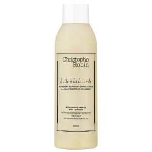 Christophe Robin Moisturising Hair Oil med Lavendel (150 ml)