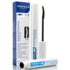 Mavala Eye-Lite Creamy Mascara Treatment - Black (10 ml)