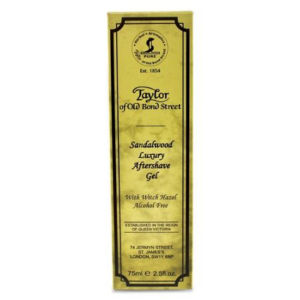 Gel Aftershave de Luxo Taylor of Old Bond Street Sandalwood (75 ml)