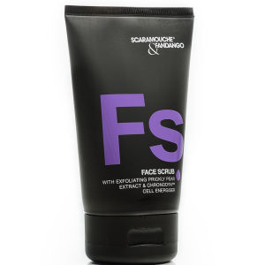 Scaramouche & Fandango Men's Face Scrub (100ml)