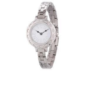 Lulu Guinness Irresistible Bracelet Watch - Silver