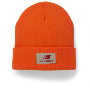 Bonnet Unisexe New Balance -Orange Fluo