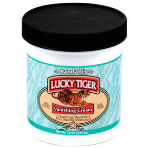 Lucky Tiger Menthol Mint Vanishing Cream (340g)