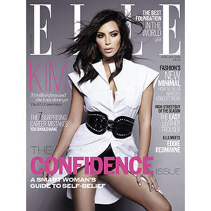 《ELLE》雜誌 2015 年 1 月