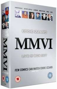 Eddie Izzard - Box Set