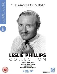 Leslie Philips Collection - Please Turn Over/Watch Your Stern