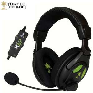Turtle Beach: X12 Pro Gaming Headset (Xbox 360 / PC)