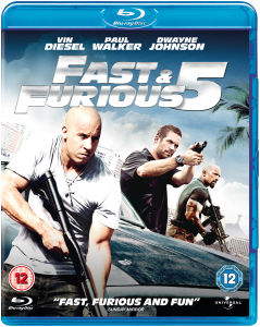 Fast and Furious 5 (Single Disc)