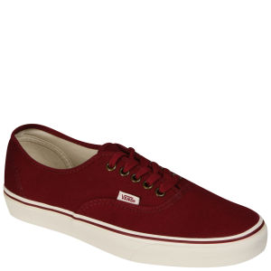 Vans Authentic Canvas Trainer - Tawny Port/Marshmallow